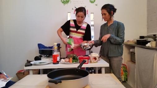 Bibimbap association franco cor enne de toulouse - Devenir professeur de cuisine ...